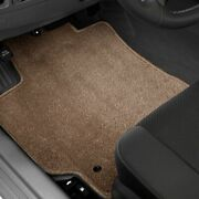 For Acura Tl 99-03 Super Plush Auto Mat Carpeted 1st And 2nd Row Desert Floor Mats