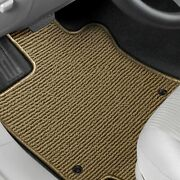 For Hyundai Elantra Coupe 13-14 Floor Mats Berber Auto Mat 1st And 2nd Row Neutral