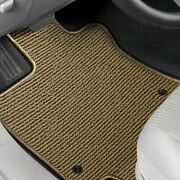 For Ford C-max 13-18 Berber Auto Mat 1st And 2nd Row Neutral Carpeted Floor Mats