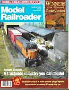 Model Railroader Magazine - March 1992 - Ho Pennsy And N Scale Layouts