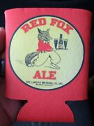 Largay Brewing Red Fox Ale Can/bottle Holder Koozie Coozie A Must Have
