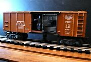 Lionel X3464 Nyc 159000 Operating Box Car, Cleaned And Serviced