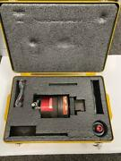 Deutsch 5750 Psi Hydraulic D12550s040 Pipe Crimping Head Assembly Tool Kit