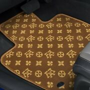For Lincoln Mkx 16-18 Floor Mats Fashion Auto Mat Carpeted 1st And 2nd Row