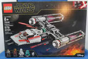 Lego Star Wars 75249 Resistance Y-wing Starfighter Ros D-o Poe Dameron Sealed
