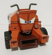 Disney Store Exclusive Frank The Combine 6 Diecast World Of Cars Incomplete