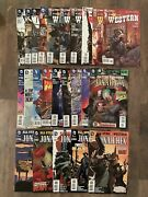 All Star Western 2011 N52 1-7 11-13 15 22 24-34 Lot Missing 10 Issues Dc Comics