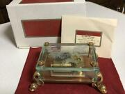 Reuge Music Box Limited Edition The Little Mermaid Part Of Your World Disney