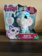 Furreal North The Interactive Sabertooth Pet Kitty 35+ Sounds And Reactions