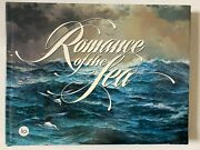 Romance Of The Sea J.h. Parry Leather Bound Huge Book