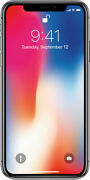 Apple Iphone X 64gb Smartphone - Unlocked - Refurbished - Grade A