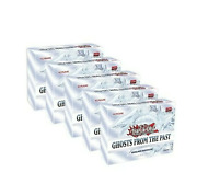 Yugioh Ghosts From The Past Display Box 5 Mini-boxes Pre-order Ships 4/16/21