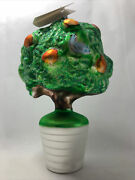 Christopher Radko 1993 Partridge In A Pear Tree Ornament 1476/5000 Signed