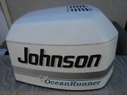 Johnson 200 V6 Ocean Runner Hood Cowling Engine Cover Local Pick Up Only