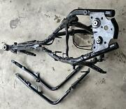 20 Triumph Street Twin Street Twin Bonneville Frame Chassi Salvage Title