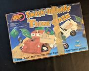 1972 Ssp Kenner Smash Up Derby Replacement Box