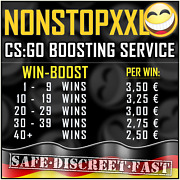 Csgo Win Boosting - No Steam Account Login - Easy Fast And Safe Boost + Upranks
