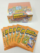 2013 Wacky Packages Stickers Series 10 Topps Factory Sealed + 7 Packs