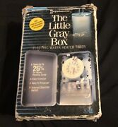 The Little Gray Box - Electric Water Heater Timer