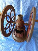 Antique Enterprise 14 Coffee Grinder / Mill - Rare Full Size Counter Model