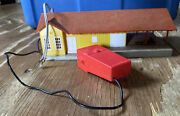 Vintage Bachmann Talking Train Station With Cb Microphone Assembled- Untested