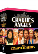 Charlie`s Angels The Comple...-charlie`s Angels The Complete Collect Blu-ray New