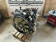 2003 Ford F350 F250 6.0 Diesel Engine 202k Miles - Ran Sold As Core Only Read