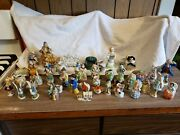 Lot Of 40 Antique Made In Occupied Japan Figurines