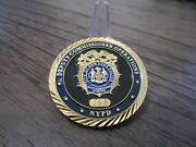 Nypd Deputy Commissioner Operations Challenge Coin 344c