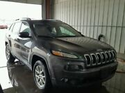 Automatic Transmission 2.4l Awd 3.73 Ratio Fits 17 Cherokee 141556