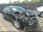 Driver Front Door Sedan With Center Moulding Package Fits 05-10 G6 169874