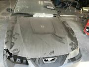 Hood Base V6 Without Scoop Fits 03-04 Mustang 173387