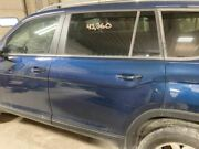 Driver Left Rear Side Door With Privacy Tint Glass Fits 18-19 Atlas 181879