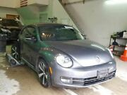 Driver Front Door Manual Folding Mirrors Hatchback Fits 12-19 Beetle 147665