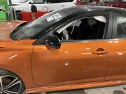 2020 Nissan Sentra Driver Side Front Door Assembly