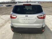Rear Back Door With Privacy Tint Glass Fits 18 Ecosport 180314