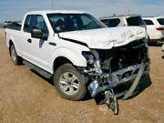 Rear Bumper Receiver Style Hitch Chrome Fits 15-19 Ford F150 Pickup 152138