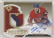 2019 Ultimate Collection Rookies Gold /49 Nick Suzuki 192 Rpa Rookie Patch Auto