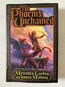The Phoenix Unchained Mercedes Lackey James Mallory 1st Ed 1st Print Hardcover