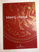 2003 Gold Plated Proof Penny Annual Report Rare