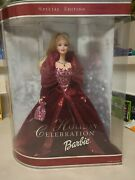 Holiday Special Edition Celebration 2002 Barbie Doll