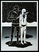 Cleon Peterson End Of Days - 2012 Limited Edition Of 55 Rare 40 X 30