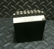Used Monarch Machine Tool 50276 Adjustable Timing Relay Timer 115 Volt