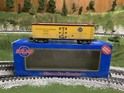 ✅weathered Atlas O Pacific Fruit Express 40' Wood Side Reefer Car Union Pfe