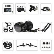 On Sale 48v 500w 8fun Bafang Bbs02 Mid Drive Motor Kit Central Drive Crank