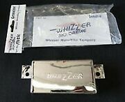 Whizzer Motorbike Battery Cover - Chrome