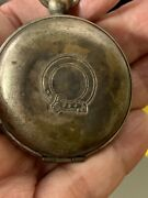 Wwii Vintage Original Pocket Compass Made In Germany