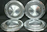1974-1978 Plymouth Passenger Trail Duster Hubcaps Fury Van 100 200 300 Set Of 4