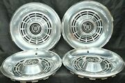 1977 - 1982 Mercury Cougar Ford Ltd Hubcaps Set Of 4 A11710 Wheel Covers