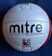 Mitre Revolve Darlington Fc Official Championship Match Ball Fifa Approved